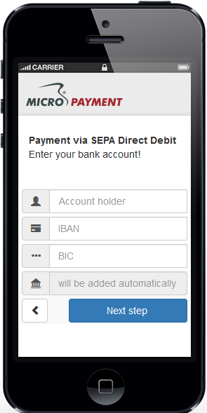 Accept payments from any device